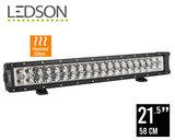 "LEDSON - HELIOS - 21.5"" LED BAR (58CM) 120W LENTE RISCALDATA_"