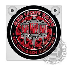 RED LIGHT ZONE - LIGHTBOX DELUXE