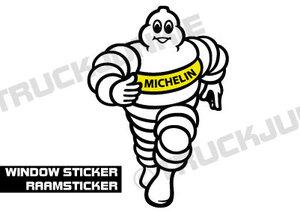 RAAMSTICKER - MICHELIN