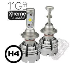 LEDSON LED KOPLAMPEN - 11G Xtreme VOOR VRACHTWAGEN - H4